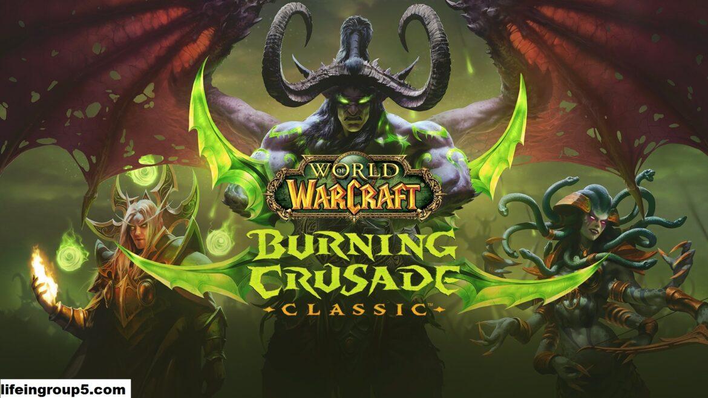 Mengulas World of Warcraft: The Burning Crusade Classic