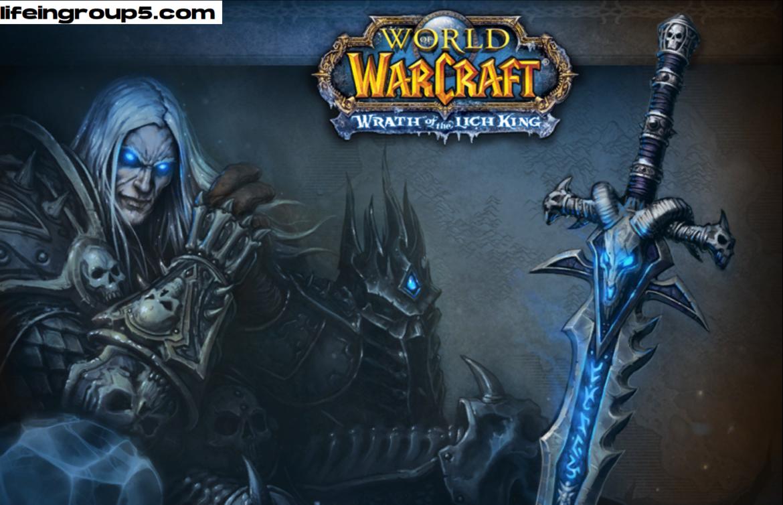 Ulasan World of Warcraft: Wrath Of The Lich King