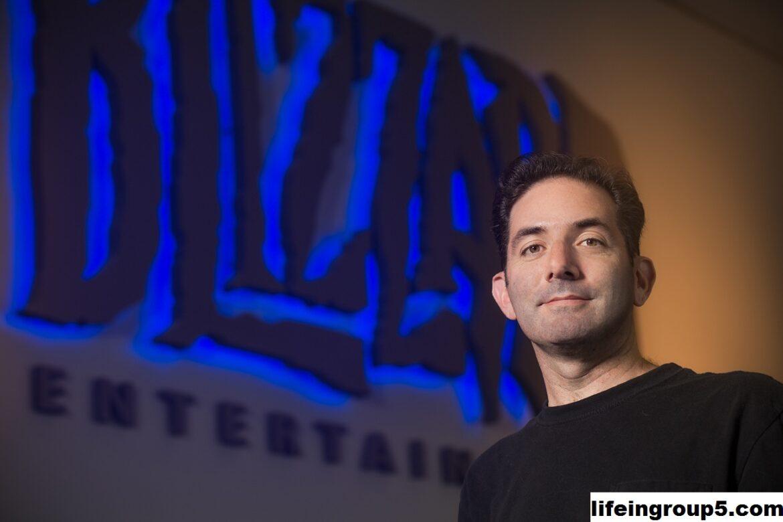 Desainer Video Game World of Warcraft, Jeffrey Kaplan