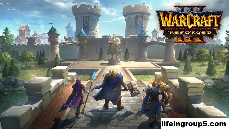 Review Warcraft 3, Peninggalan Yang Dihancurkan Oleh Peningkatan