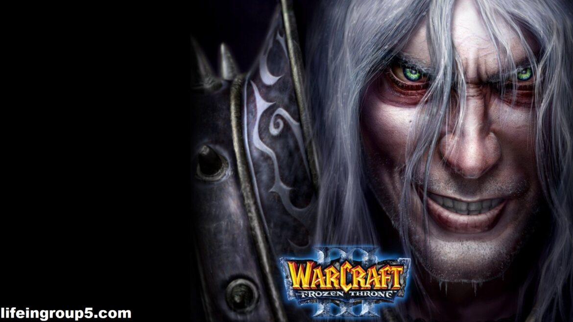 Review Game Warcraft III: The Frozen