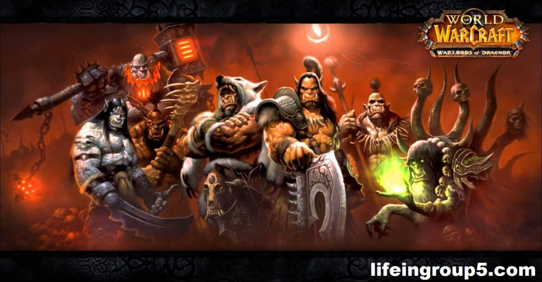 Blizzard Membakar Semangat Fansnya Pada Warlords of Draenor