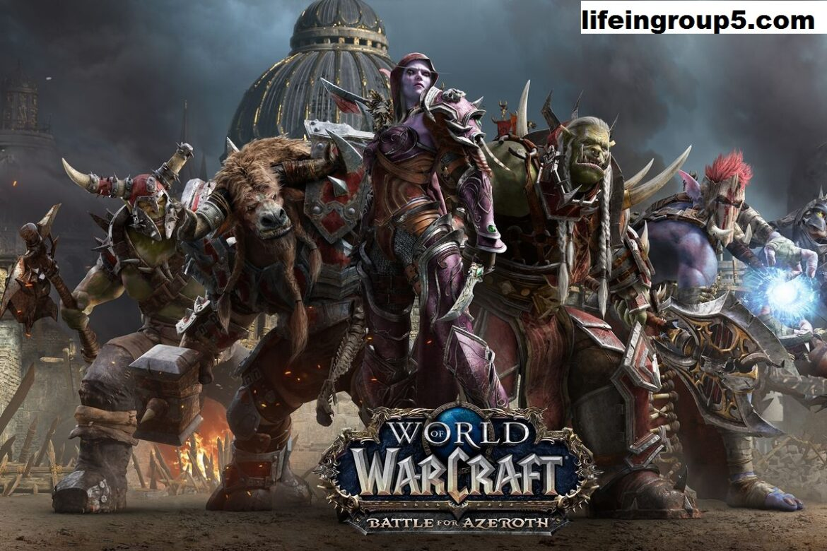 Review Game World of Warcraft: Battle For Azeroth