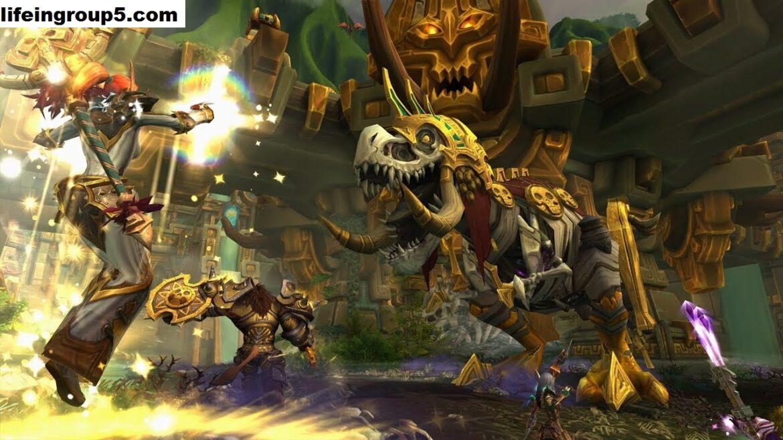 Momen Terbaik Dalam Sejarah Game World Of Warcraft