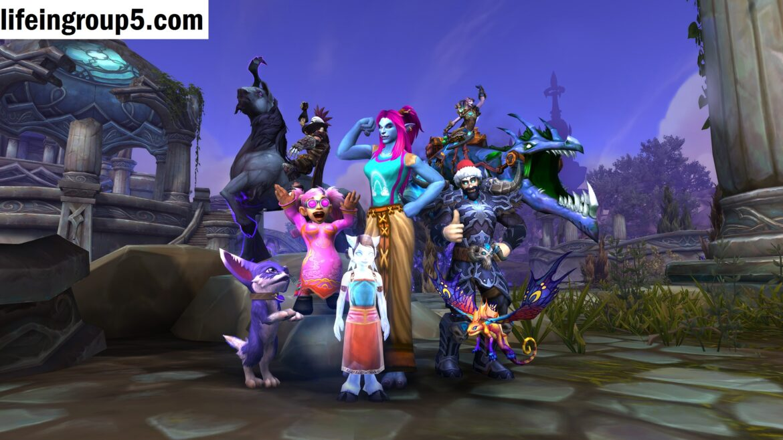 Komunitas World Of Warcraft Sedang Berantakan Saat Ini