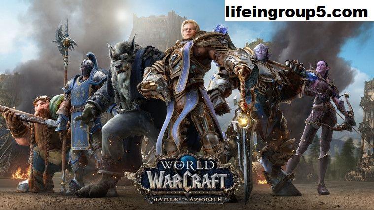 Alasan Tidak Ada Game MMO Terbaik Selain World of Warcraft