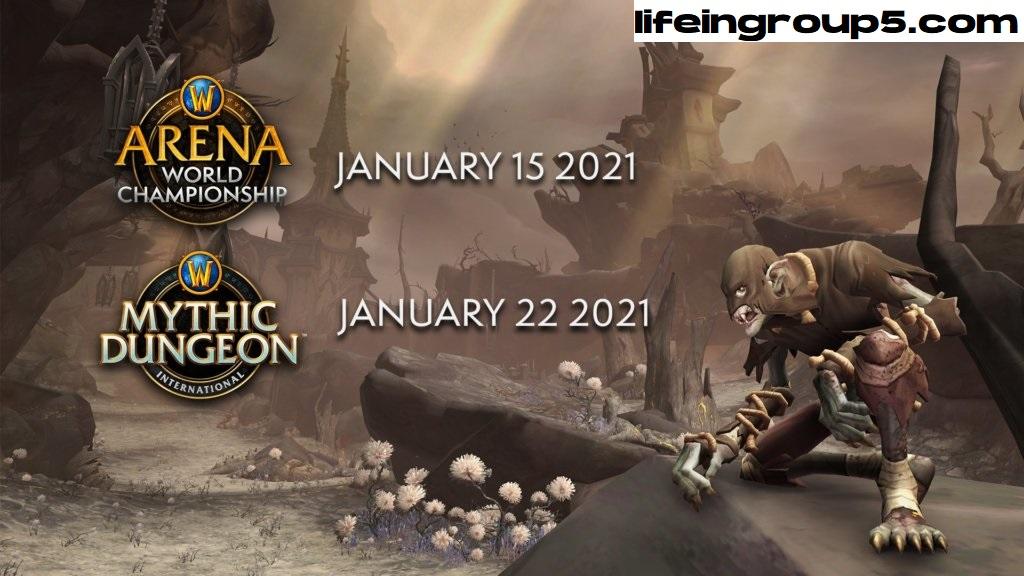 Esports World Of Warcraft Pada Tahun 2021 Apakah Masih Berjalan