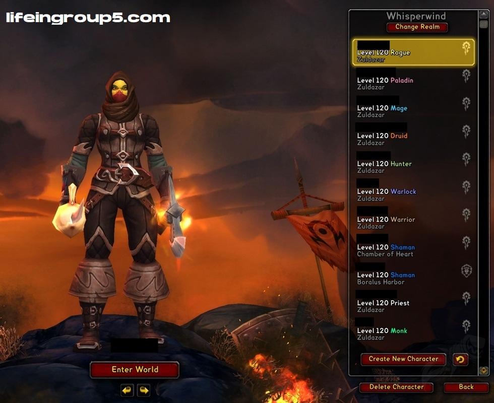 Trik Peningkatan Karakter World Of Warcraft Untuk Pemula